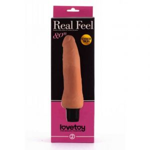 Real Feel Cyberskin Vibrator 2