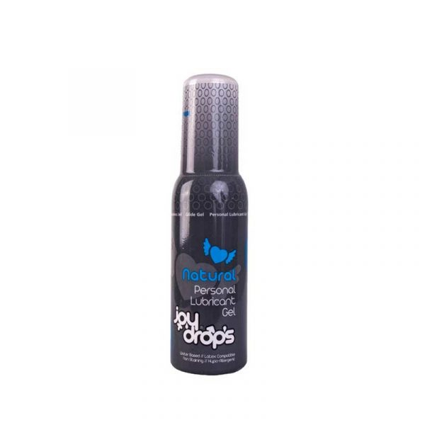 Natural Personal Lubricant Gel