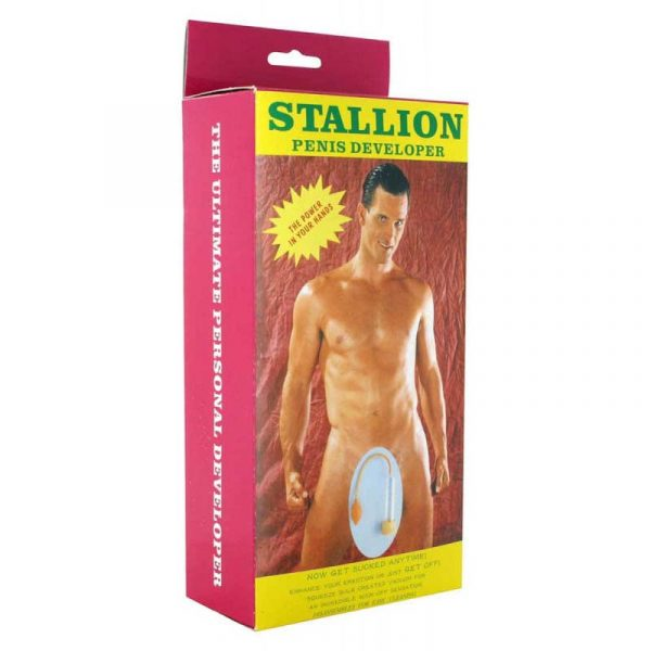 Stallion Developer